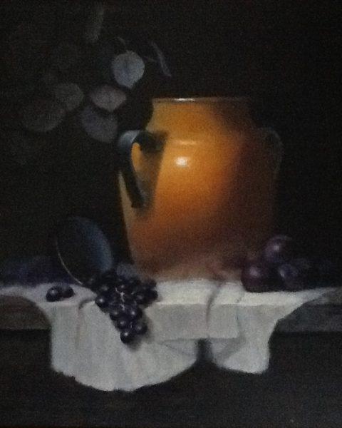 painting by pat mckee
